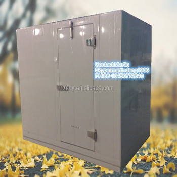 Fireproof Insulation Cold Storage Room / Cold Room Equipment