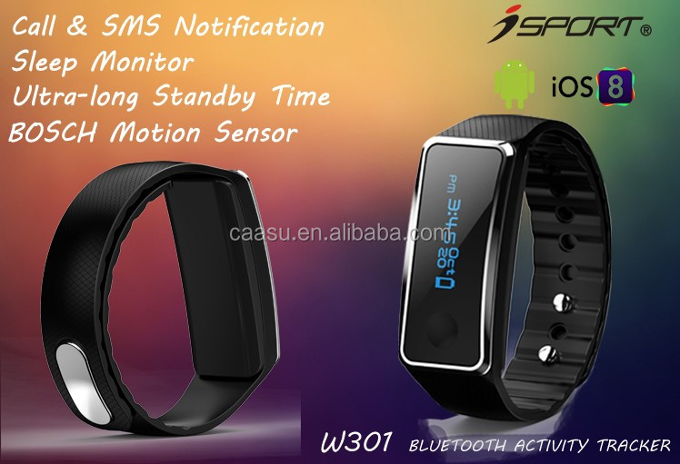 Fashional BSCI Factory Smart Bracelet Watch