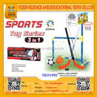 Sport toy for children football and basketball game toy for kids