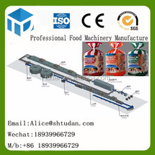 T&D Food Machine pastry bakery plant bakery equipment Full Automatic toast Bread Production Line breads manufacturing plant