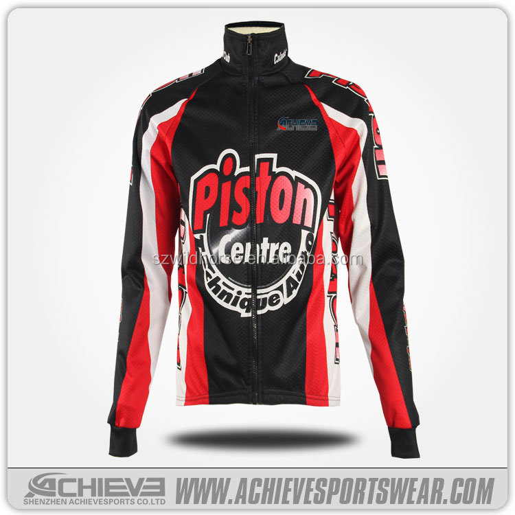 sublimated printing cycling wear,cycling jackets, cycling clothes