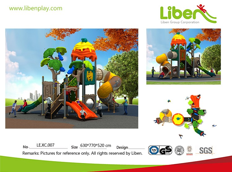 OEM&ODM best selling quality-assured play ground equipment