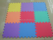 30x30 Colorful EVA Interlocking and Waterproof High Quality Baby Plat Mat