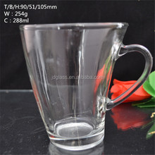 Fancy Shaped Disposable Anhui glassware