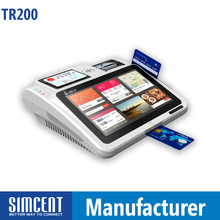 All-in-One POS Terminal with Touch Screen