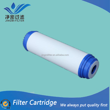 10'' UDF Coconut Block Activated Carbon Filter Cartridge/water filters cartridge for water purifier