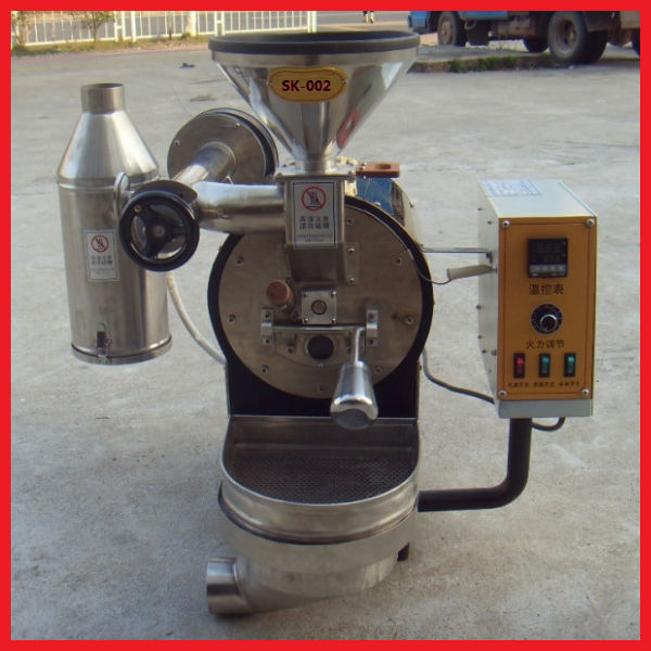 China factory 600g small used coffee roaster