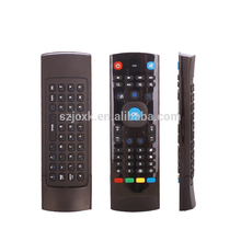 New design durable Standard Multimedia Gaming Mini Style smart universal remote controller