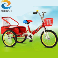 Triciclo kids baby tricycle children tricycle rubber wheels