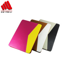 For leather ipad air case, high impact shockproof tablet PC case