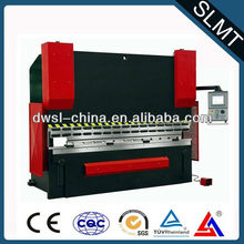 "INT'L""SLMT"" manual metal sheet bending machine / press bending machine / box & pan sheet metal brake with Ce certificate"