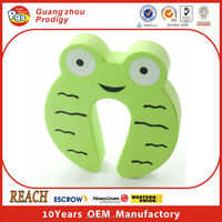 Animal shape eva door stop baby safety care product