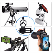 Universal Digital Telescope Mount For Spotting Scopes And Telescopes Camera Adapter