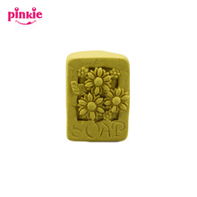 Z515 Handmade Flower Custom Silicone Soap Molds