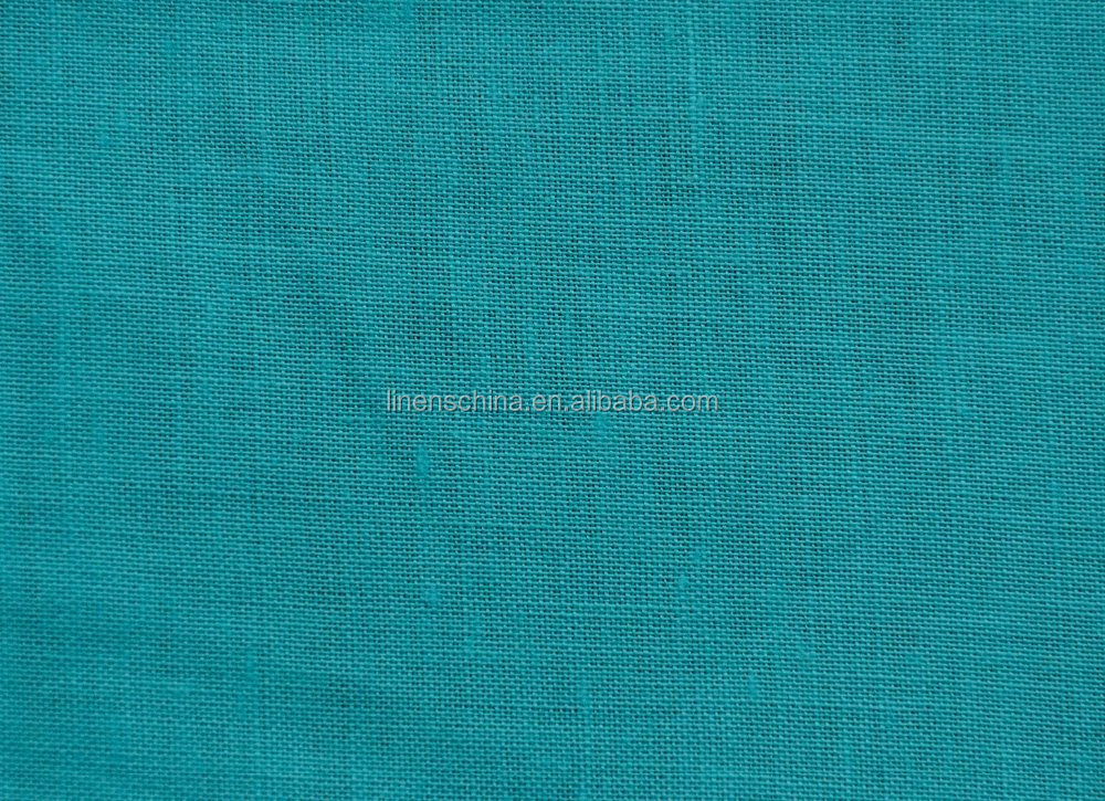 55% ramie 45% cotton woven fabric for blouse