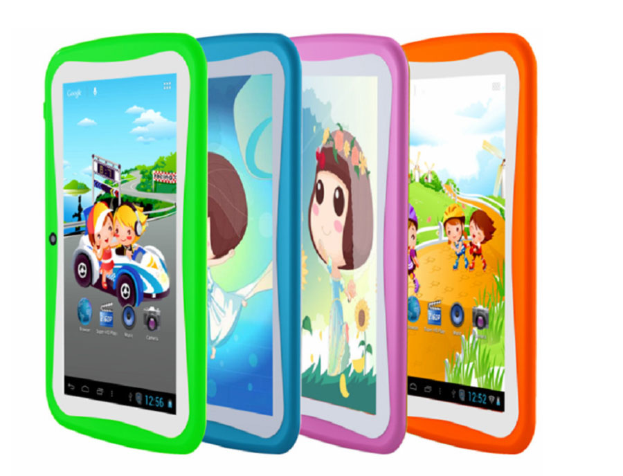 7 inch android kids tablet android 5.1 tablet pc with education games