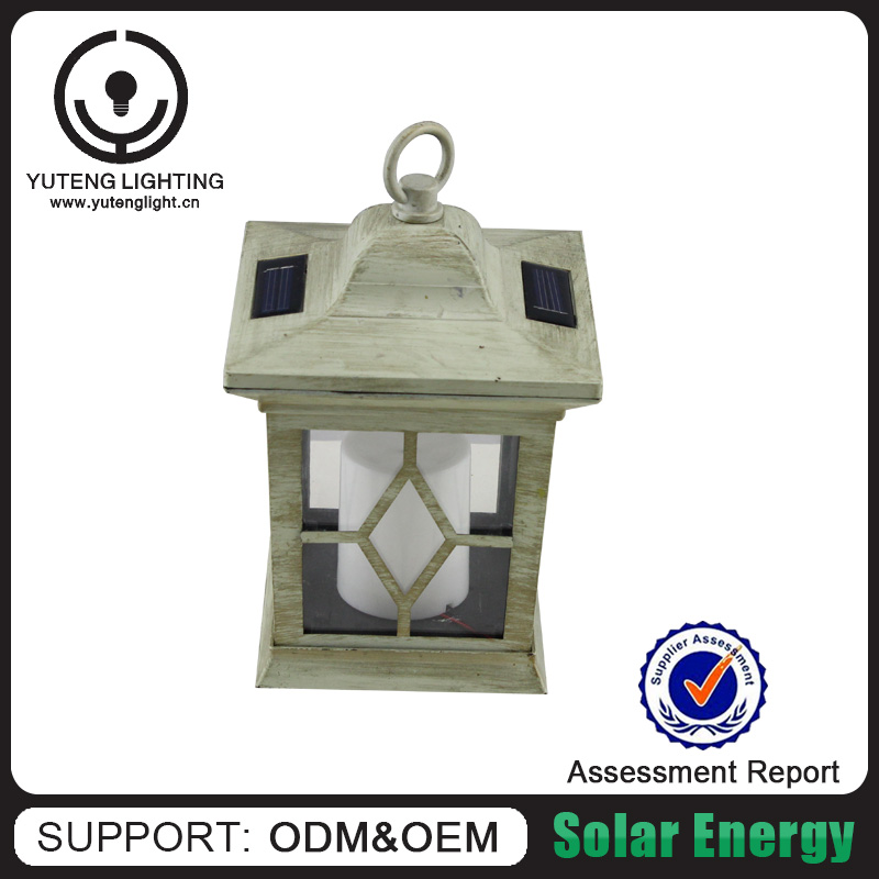 Modern Style and ABS PC Lamp Body Material solar cell light