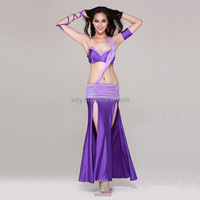 new factory OEM belly dance performance wear exotic dance wear
