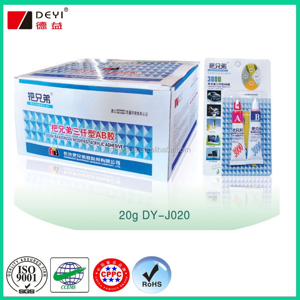 3000# Modified acrylic adhesive