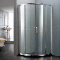 Double Sliding Door Shower Enclosure/Shower Room/Shower Cabin