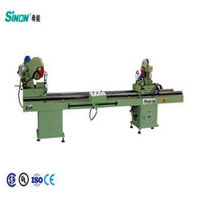 SJ02-3500 350mm Double Heads Cutting off Saw for PVC Window Frame