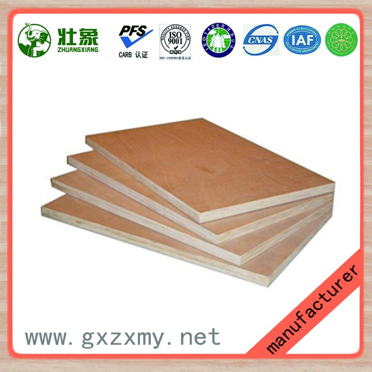 Best Quality 4x8 9mm Furniture Grade Eucalyptus Marine Plywood Sheets
