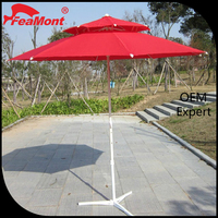china cheap price bright colored sun beach umbrella for fishing nets