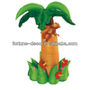 180cmH 6ft Christmas Inflatable Monkey Climbing