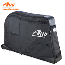 Large capacity black bike carry bags for air travel