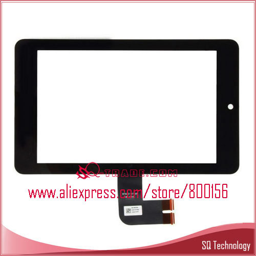 Hot Sale Black Touch Screen Digitizer For Asus ME173x ME 173 Memo Pad HD 7
