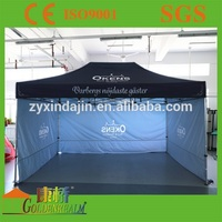 Hot sale 10x15 gazebo tent 3x4.5 folding tent wholesale