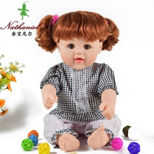 Eco-Friendly best selling wholesale custom lovely plastic fashion small baby doll