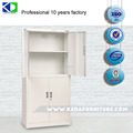 Office furniture 2 doors low thin side fashion steel file cabinets
