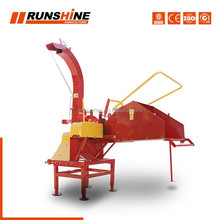 Leading Manufacturer PTO Industrial Wood Chippers Shredders