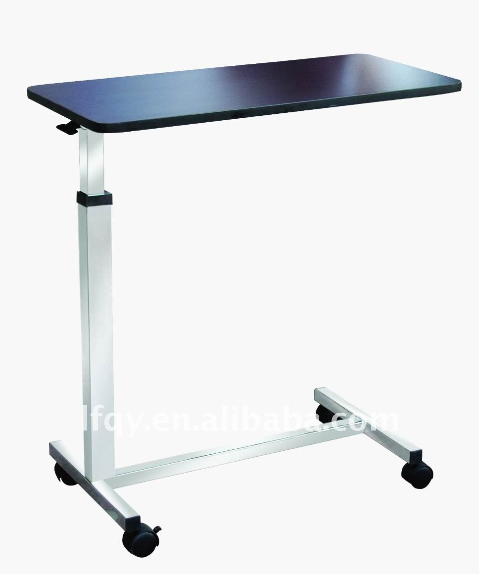 Over the bed table - Adjustable Hospital Over Bed Table Buy Adjustable Bed Table Over Bed Table Adjustable Table Product On Alibaba Com