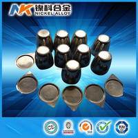 Competitive price high quality 30ml platinum crucibles