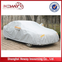 China gold supplier good quality polyester car folding cover