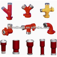 API 6A Integral Fittings,Elbow Swivel Fittings