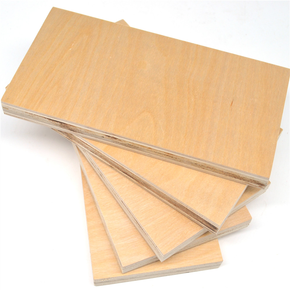 uv coating plywood for  laser cutting