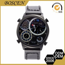 Superior Quality Logo Printed Low Price Geneva Quartz Watches Stainless Steel Japan Movt W