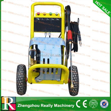 2.2kw 100bar high quality cheap mobile car washer