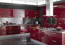 hot selling kitchen cabinet organizer fitted kitchens price modern design