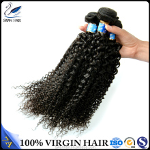 grade 7a virgin hair afro kinky human hair weave Raw unprocssed virgin Peruvian hair no tangle no shed