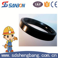 Advanced equipment produce NBR rubber gasket with lip