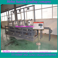 NEW CNC Ribbed wire drawing machine Using in industrial buildings (20 years factory )