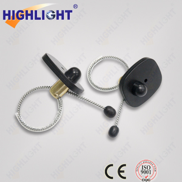 Highlight EAS Anti-Theft Security Bottle Tags/ magnetic RF 8.2MHz eas bottle tag B002