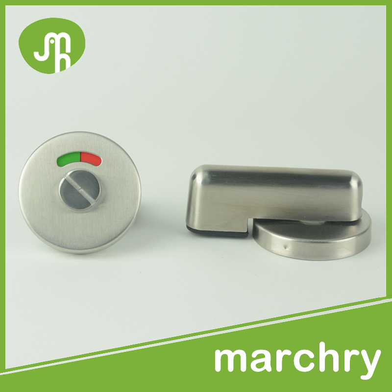 MH-3012 Stainless Steel Toilet Partition Door Lock Washroom Cubicles