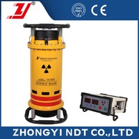 NDT Weld X ray Flaw Detector Testing Equipment