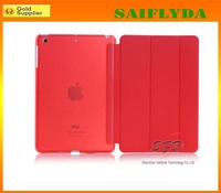 2014 Fashion PU Leather iface case for ipad mini