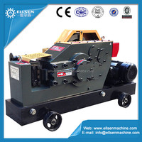 Electric reinforced steel rod cutter reinforcing bar cutting machine